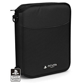 Playstation Vita Officially Licensed Deluxe Travel Case Black