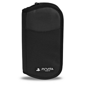 Playstation Vita Officially Licensed 4Gamers Travel Case Black
