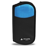 Playstation Vita Officially Licensed 4Gamers Travel Case Blue