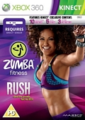 Zumba Fitness Rush Kinect Required