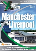 Xtreme Airports Vol 3: Manchester and Liverpool (PC CD)