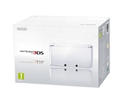 Nintendo Handheld Console 3DS Ice White
