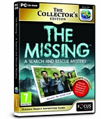 The Missing A Search and Rescue Mystery Collectors Edition