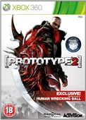 Best Price for Prototype 2: Amazon Exclusive Wrecking Ball Radnet Edition (Xbox 360)