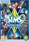 The Sims 3 Showtime PC Mac DVD