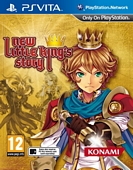 New Little Kings Story Playstation Vita