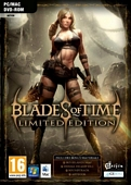Blades Of Time Limited Edition PC Mac DVD