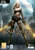 Blades of Time PC Mac DVD