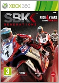SBK Generations (Xbox 360)