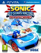Sonic and All Stars Racing Transformed Playstation Vita