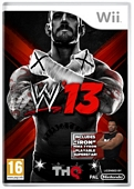 WWE 13 Limited Mike Tyson Edition