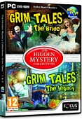 Grim Tales 1 and 2 The Hidden Mystery Collectives