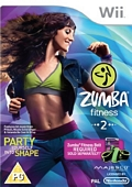 Zumba 2 Fitness Game Only