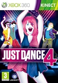 Just Dance 4 Kinect Required
