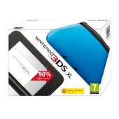 Nintendo Handheld Console Blue Nintendo 3DS XL