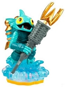 Skylanders Giants Character Pack Gill Grunt Wii PS3 Xbox 360 3DS Wii U