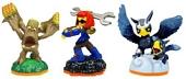 Skylanders Giants Triple Character Pack Sprocket Sonic Boom Stump Smash Wii PS3 Xbox 360 3DS Wii U