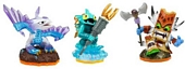 Skylanders Giants Triple Character Pack Flashwing Gill Grunt Double Trouble Wii PS3 Xbox 360 3DS Wii U