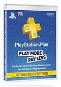 Sony PlayStation Plus - 365 Day Subscription