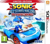 Sonic and All Stars Racing Transformed Limited Edition