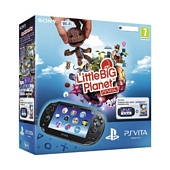 Sony PlayStation Vita WiFi Console with LittleBigPlanet and 4GB Memory Card