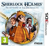 Sherlock Holmes and the Mystery of the Frozen City