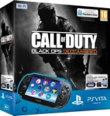 Sony PlayStation Vita WiFi Console with Call of Duty Black Ops 2 Declassified and 4GB Memory Card