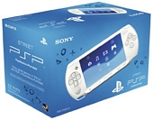 Sony PSP Handheld Console White