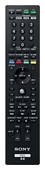 Sony PlayStation 3 Blu Ray Remote Control (New Version) (PS3)