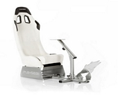 Playseat Evolution White PS4 PS3 Xbox 360 Xbox One PC DVD