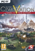 Civilization 5 Game of the Year Edition