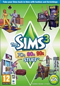 The Sims 3 70s 80s and 90s Stuff