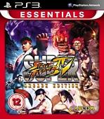Super Street Fighter Arcade Edition PlayStation 3 Essentials