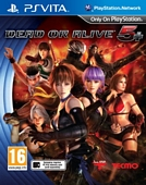 Dead or Alive 5 Plus Playstation Vita