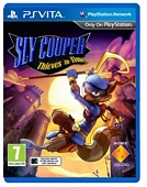 Sly Cooper Thieves in Time Playstation Vita