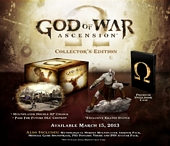 Best Price for God of War Ascension Collectors Edition