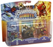 Skylanders Giants Pack Scorpion Striker Zap Hot Dog Wii PS3 Xbox 360 3DS Wii U
