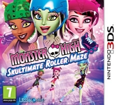 Monster High Skulltimate Rollermaze