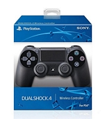 Sony PlayStation DualShock 4 Controller Jet Black