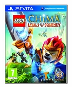 Lego Legends of Chima Lavals Journey Playstation Vita