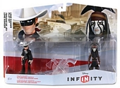Disney Infinity Lone Ranger Playset Pack Xbox 360 PS3 Nintendo 3DS Wii Wii U