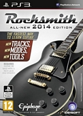 Rocksmith 2014 Edition Includes Real Tone cable