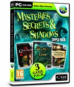 Mysteries Secrets and Shadows Triple Pack