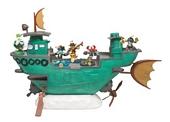 Skylanders Swap Force Flynns Ship Storage PS3 Xbox 360 Nintendo Wii Wii U 3DS