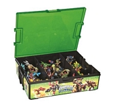 Skylanders Swap Force Stackable Tackle Box PS3 Xbox 360 Nintendo Wii Wii U 3DS