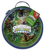 Skylanders Swap Force Translucent Zip Case PS3 Xbox 360 Nintendo Wii Wii U 3DS