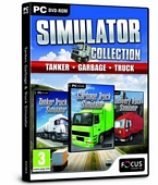 Tanker, Garbage and Truck Simulator Collection Triple Pack (PC DVD)
