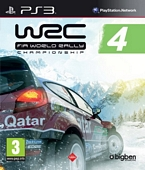 WRC 4: World Rally Championship (PS3)