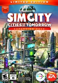 Simcity: Cities of Tomorrow Limited Edition (PC DVD)