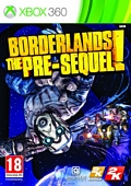 Borderlands: The Pre-sequel! (Xbox 360)
